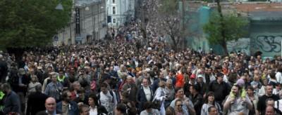 """La """"passeggiata degli scrittori"""" a Mosca"""