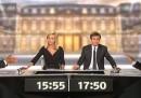 Hollande vs Sarkozy, in diretta
