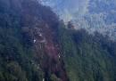 L'aereo russo è precipitato in Indonesia