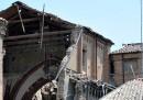 Terremoto in Emilia, la giornata