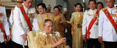 Le leggi sulla lesa maestà in Thailandia