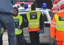 Le proteste dei vigili di Pescara