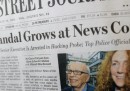 Il <em>Wall Street Journal</em> difende Murdoch