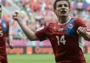 Grecia-Repubblica Ceca 1-2