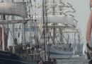 La regata delle <em>windjammer</em>
