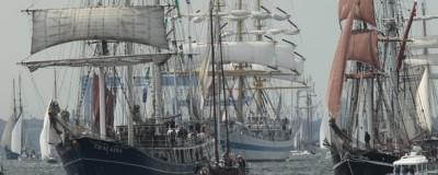 La regata delle windjammer