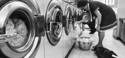 Breve storia della lavatrice
