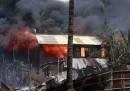 Che cosa succede in Birmania