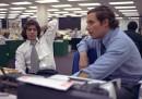 Le foto del Watergate