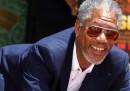 Morgan Freeman ha 75 anni (foto)