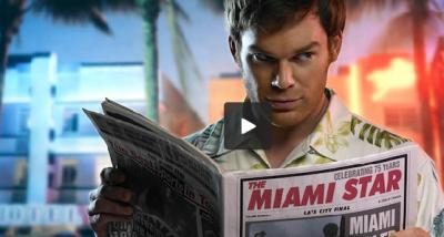 Il trailer della settima stagione di Dexter