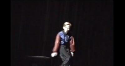 Ryan Gosling che canta e balla, a undici anni