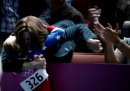 La prima persona che sostiene gli atleti olimpici