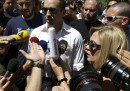 Il portavoce di Alba Dorata ha querelato le deputate che ha aggredito