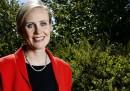 La prossima presidente dell'Islanda?