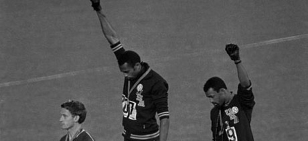 Tommie Smith, John Carlos, Peter Norman