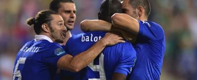Italia-Irlanda 2-0