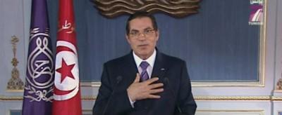 Ben Ali è stato condannato a 20 anni