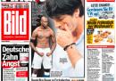 Le prime pagine dei giornali tedeschi di oggi