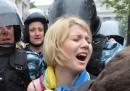 Manifestazioni e scontri in Ucraina