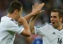 Germania-Grecia 4-2
