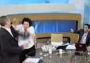 L'aggressione del portavoce di Alba Dorata