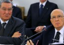 La questione di Napolitano e Mancino