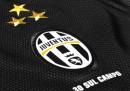Come sarà, alla fine, la nuova maglia della Juventus