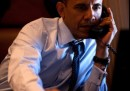 Obama al telefono con Monti