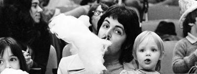 Paul McCartney e i Wings
