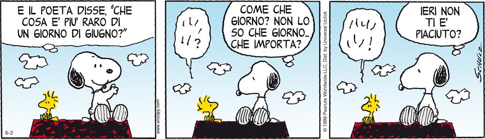 Peanuts 2012 Giugno 2 Il Post