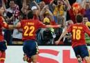 La Spagna va in finale