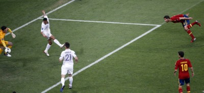 Spagna-Francia 2-0