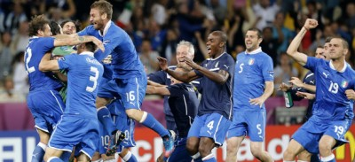 L'Italia ha vinto!