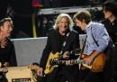 Springsteen e McCartney insieme dal vivo a Londra