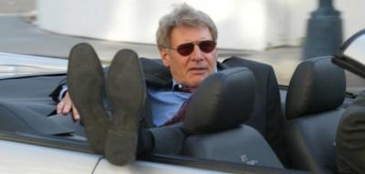 Harrison Ford ha 70 anni
