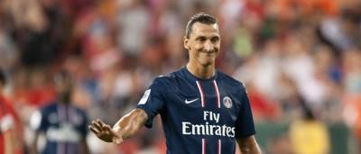 La prima partita di Ibrahimovic con il PSG