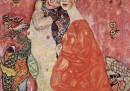 Le Amiche, 1916-1917, olio su tela