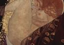 Danae, 1907-1908, olio su tela