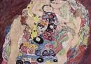 Le vergini, 1913, olio su tela