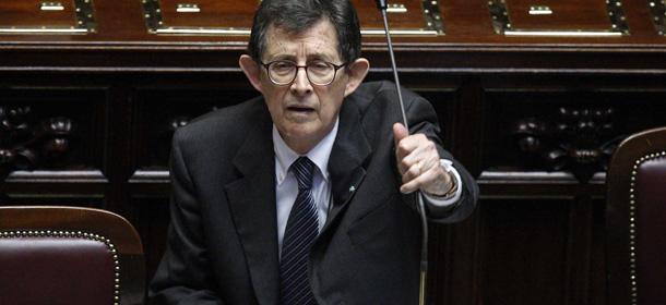 Piero Giarda, rapporti con il Parlamento