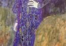 Ritratto di Emilie Flöge, 1902, olio su tela