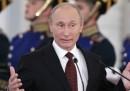 La Russia ha approvato una legge contro le ONG
