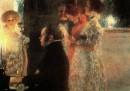 Schubert al piano, 1899 (distrutto)