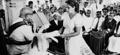 La prima donna premier della storia