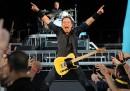 Il successo di Springsteen in Europa