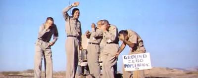 Cinque uomini e una atomica
