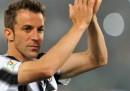 La lettera con cui Del Piero lascia la Juve