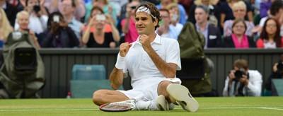 Federer ha vinto Wimbledon, di nuovo