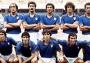 I 22 italiani di Spagna 82